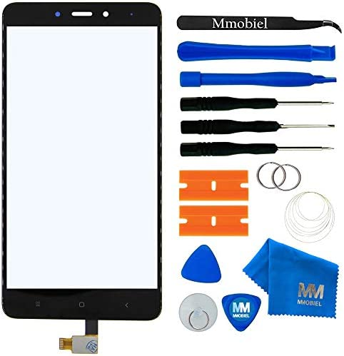 MMOBIEL Digitizer Front Screen Glass Repair Kit Compatible with Xiaomi Redmi Note 4 2017 5 5 product image