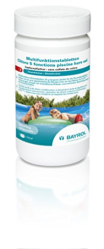 BAYROL 1135105 Multifunktions Chlortabletten