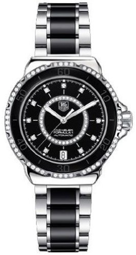 TAG Heuer Formula 1 Lady Ceramic Automatic Watch WAU2212.BA0859
