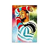 Kendrick Lamar Pop Poster Dekorative Malerei Leinwand