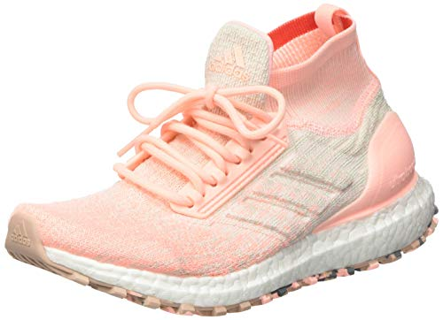 adidas Damen Ultraboost All Terrain W Laufschuhe, Orange (Clear Orange/Off White/Raw White 0), 39 1/3 EU