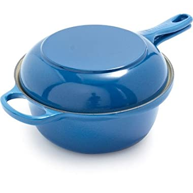 Le Creuset Marseille Two-in-One Pan L2544-225H , 2.5 qt.