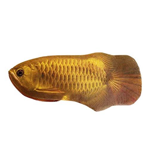 Wimagic - Caja de Lápices Creativa Forma de Pescado Kawaii Corea Estilo Bolsos de Lápices de Tela útiles Escolares...