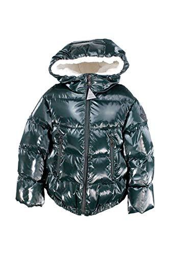 Moncler Luxury Fashion Mädchen 1A5561054AMD882 Grün Polyamid Steppjacke | Herbst Winter 20