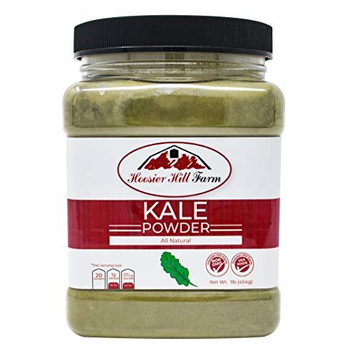 Hoosier Hill Farm All Natural Kale Powder, 1 lb