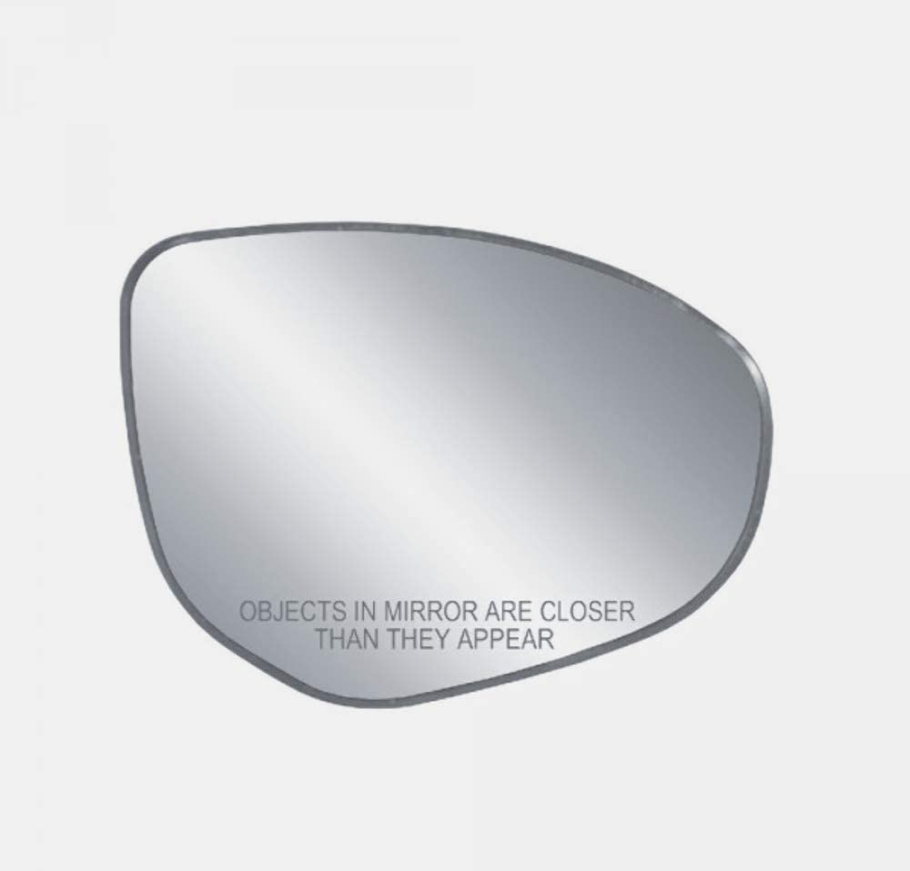 VAM Fits 11-14 Lowest price challenge Maz 2 10-13 3 w Max 41% OFF Pass Glass Right Mirror Rear
