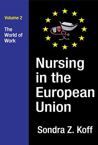 41wfoL6Yq5L - Nursing in the European Union: The World of Work