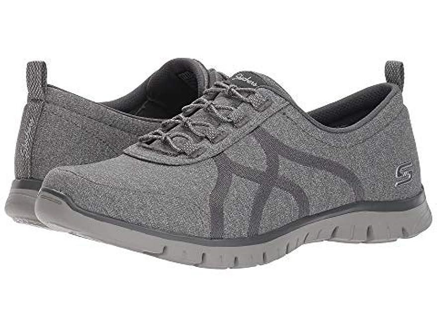 利得ソケットアクセスできない[スケッチャーズ] レディーススニーカー?靴?シューズ EZ Flex Renew - Take Charcoal US 8 (25cm) B - Medium [並行輸入品]