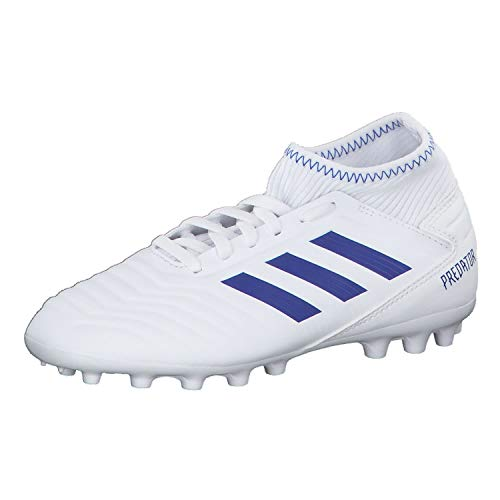 adidas Predator 19.3 AG J, Botas de fútbol Unisex Niños