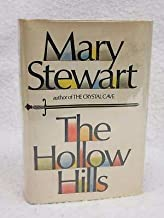Mary Stewart THE HOLLOW HILLS 1973 William Morrow & Co., NY First Edition HC/DJ