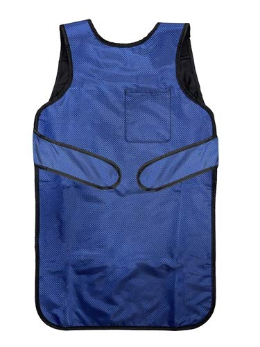X-Ray Protection Apron - Flexible Back Lead Free, Small, Buckle Closure, Color Options, USA Made