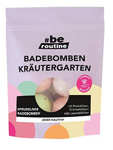 #be routine Badebomben Set Kräutergarten, 300 g