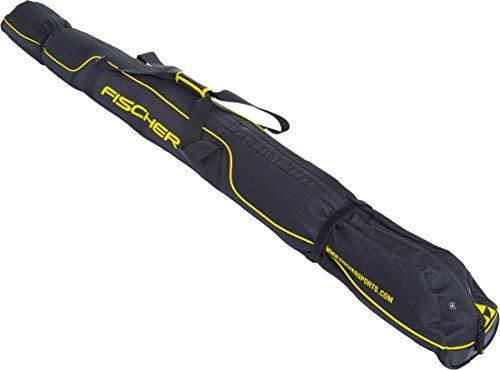 Fischer Unisex– Erwachsene Skicase XC Performance 3 Pair, schwarz, 210 cm, 210cm