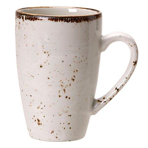 Steelite Craft Quench Tassen/Becher, 280 ml, Weiß, 6 Stück