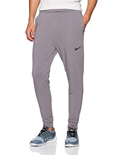 Nike Heren Dry Pant Grijs Joggingbroek L
