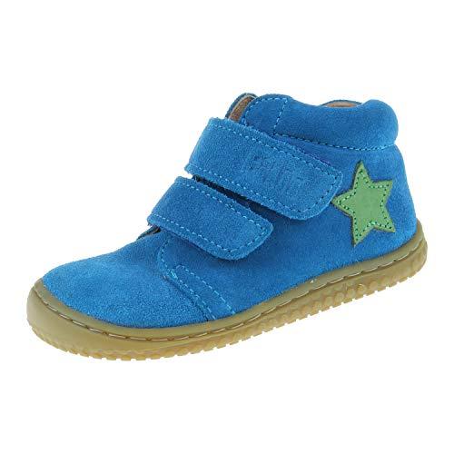Filii Schuhe für Babys Halbschuh mit Klettverschluss Electric Blue 19913225 (20 EU)