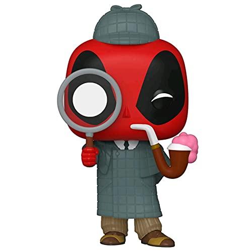 Funko Pop! Deadpool #784 - Sherlock Deadpool Exclusive