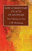 New Commentary on Acts of Apostles
