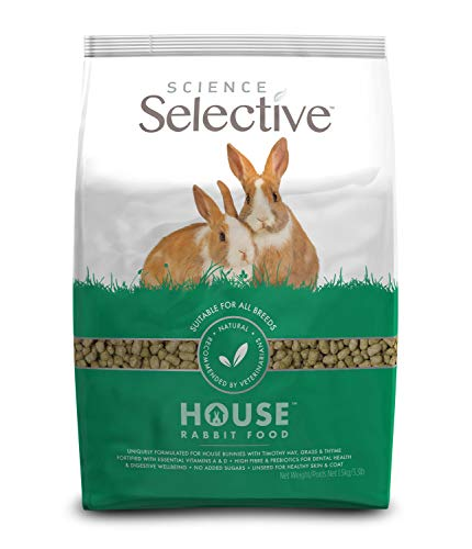 Science Selective House Rabbit Food