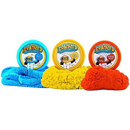 MAD MATTR Quantum Pods by Relevant Play - Blue, Yellow and Orange 2oz Pack/3