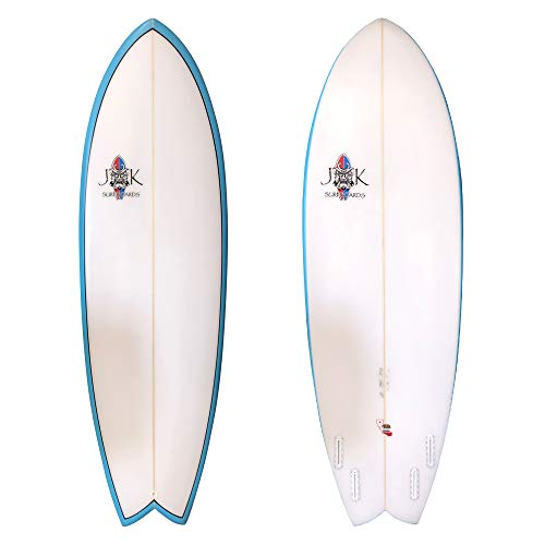 Retro Fish Surfboard Groveler