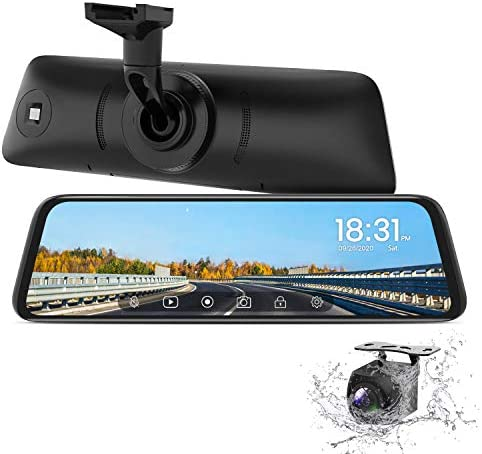 AUTO VOX T9 Backup Camera for Truck 9 35 Stream Media Full Touch Screen with OEM Look 1080P product image