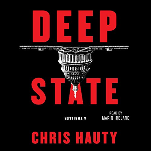 Deep State Audiobook By Chris Hauty cover art
