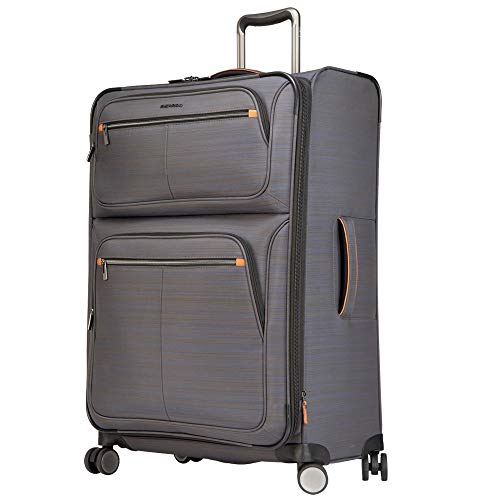 """Ricardo Montecito 29"""" Soft Side Spinner Luggage (Gray, One Size)"""