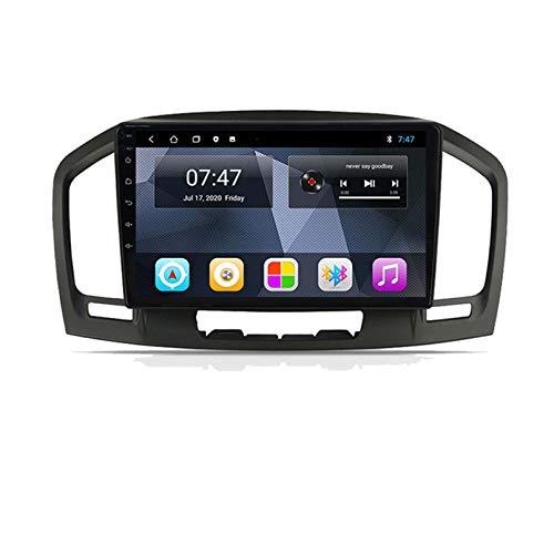 GOHHK 4 + 64 G per Opel Insignia 2009-2013 Buick Regal 2din DIN Car Radio Multimedia Video Car Stereo Player Autoradio Android 10.0(Size:Otto Core,Color:WiFi:2GB+32GB)