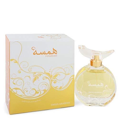 Swiss Arabian Hamsah Eau De Parfum Spray 80 Ml For Women