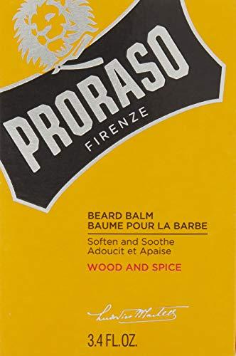Proraso Proraso beard balm wood & spice 100 ml