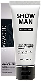 Skin Care For Men Hydrating Mask Thoroughly Soothes Skin Intensively Moisturizes And Locks In The Hydration Help Your Skin look Young And Radiant 50ml