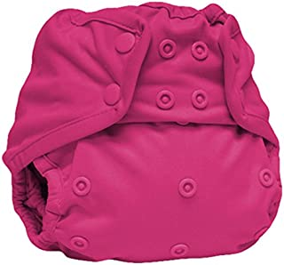 Rumparooz One Size Cloth Diaper Cover Snap, Sherbert