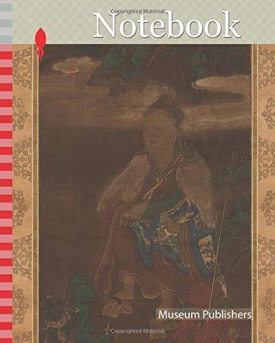 Notebook: Portrait of En no Gyōja, Muromachi period (1392–1573), late 14th–15th century, Japan, Hanging scroll