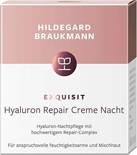 Hildegard Braukmann Exquisit Hyaluron Repair Nachtcreme, 50 ml
