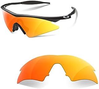 6b77739cd8 sunglasses restorer Lentes Polarizadas Fire Iridium para Oakley M Frame  Sweep