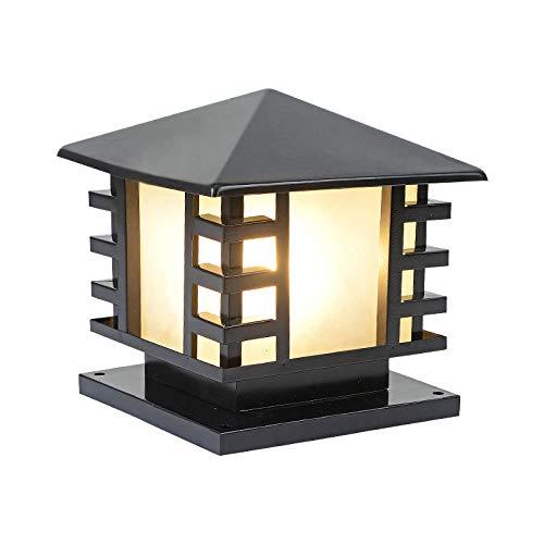 Buitenverlichting, padverlichting, buitenwandlamp, schijnwerper, Europese wandlamp, buitenverlichting, waterdicht deurpalen licht, luxe Amerikaans Villa deurlicht