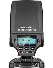 Neewer NW320 Mini TTL Speedlite Flash Automático Compatible con Cámaras DSRL Sony MI y Cámaras Sin Espejo A6000 A6300 A6500 A7 A7II A7RII A7RIII A7III NEX6 A7SII A7R A7S