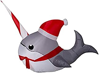 Best narwhal christmas outdoor decoration Reviews