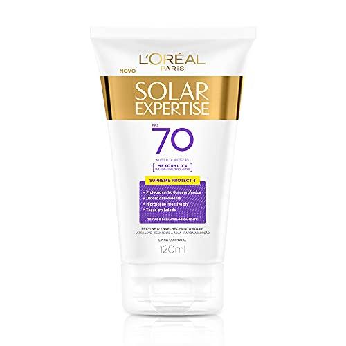 Protetor Solar Corporal FPS 70 120ml, L'Oréal Paris