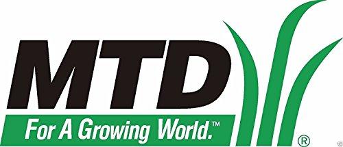 Mtd 720-0274 Lawn & Garden Equipment Foam Grip Genuine Original Equipment Manufacturer (OEM) part for Mtd, Craftsman, Troybilt, Kmart, Yardman, Bolens, Ace, & Yard Machine