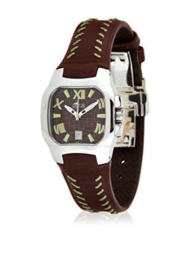 Lotus L15510_5 - Reloj, Correa de Cuero Color marrón