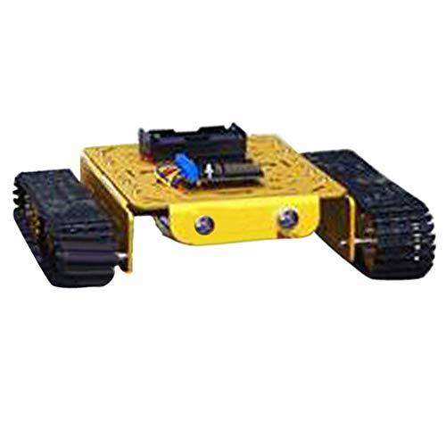 Backbayia RC All Terrain Modell Tank für Auto, WLAN, Steuerung über Smartphone
