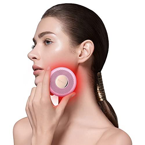 FOREO UFO mini Dispositivo de tratamiento facial con pulsaciones...