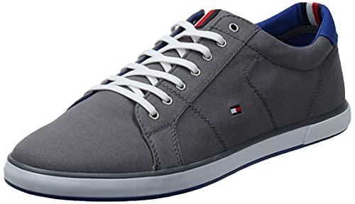 Tommy Hilfiger Herren H2285arlow 1d Sneaker, Grau (Steel Grey 039), 44 EU
