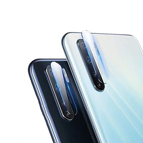 FanTing Kamera Schutzfolie für OnePlus X,transparente,ultradünne,Kratzfeste,weiche Kameralinsenschutz aus gehärtetem Glas für OnePlus X-4 Stück