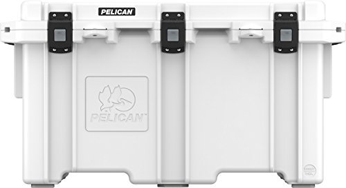 Pelican Elite 150 quart Cooler (Wheeled) - White