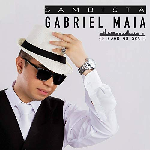 Sambista Gabriel Maia