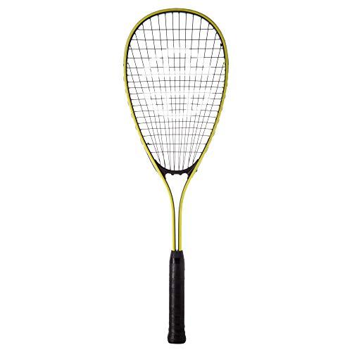 UNSQUASHABLE Strike Ti - Raqueta de squash, color amarillo