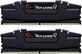 G.Skill DDR4メモリ DDR4-3600 32GBKit(16GB×2枚組)国内正規品 OVERCLOCK WORKS購入限定特典ステッカー付き F4-3600C18D-32GVK